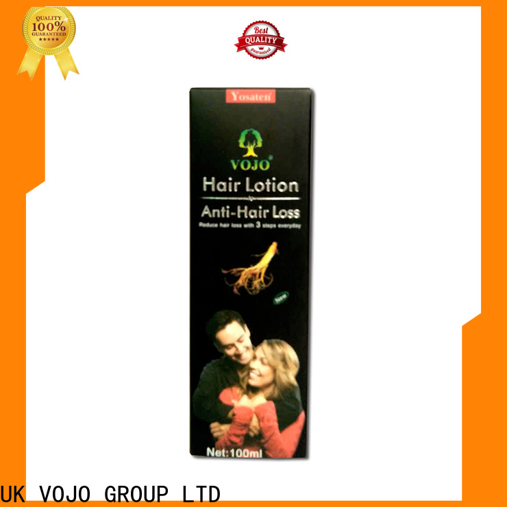 VOJO Top hair growth shampoo factory for woman