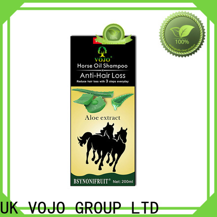 VOJO Best anti hair loss shampoo suppliers for woman