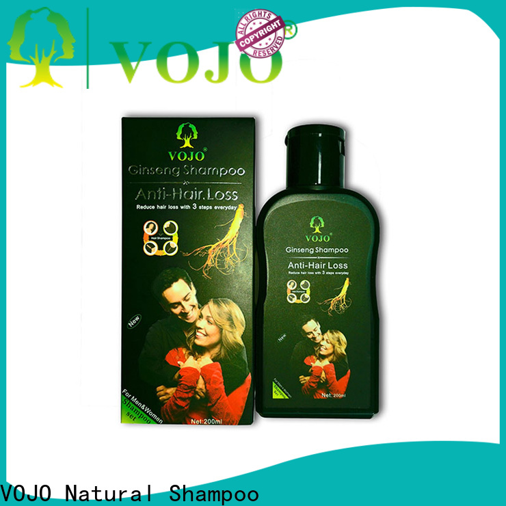 VOJO Top anti hair fall shampoo factory for girls