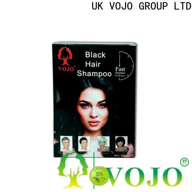 VOJO Custom beard dye shampoo supply for adult