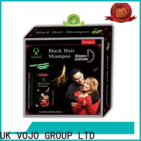 VOJO New hair colour shampoo manufacturers for salon