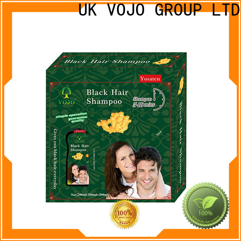 VOJO extract beard dye shampoo for business for adult