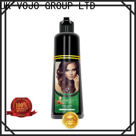 VOJO ginger hair dye shampoo supply for woman