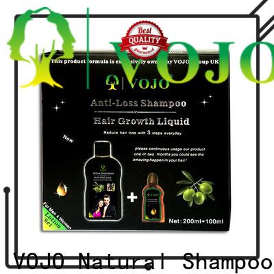 Wholesale anti hair loss shampoo men for business for salon