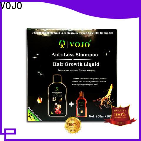 Custom anti hair fall shampoo washhairshampooantihairlosshaircare factory for adult