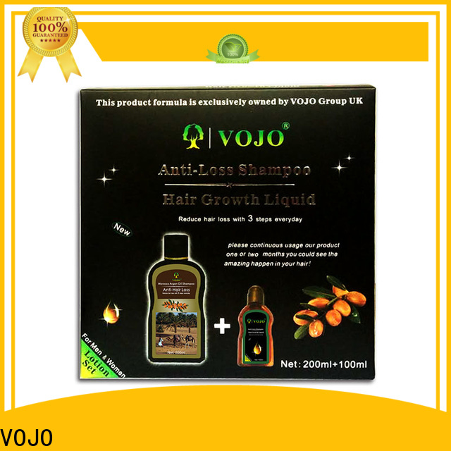 VOJO High-quality anti hair loss shampoo for business for woman