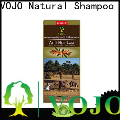 Custom anti hair fall shampoo oil for business for salon