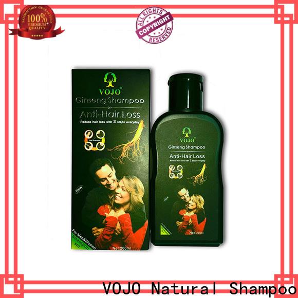 VOJO New anti hair loss shampoo for sale for salon