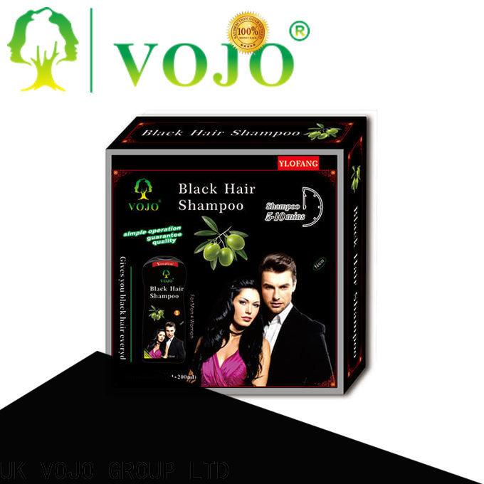 VOJO New hair dye shampoo for business for girls