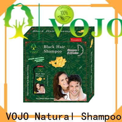 New hair dye shampoo oem for business for girls