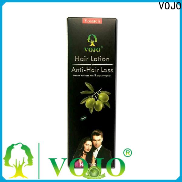 VOJO selling anti hair loss shampoo company for adult