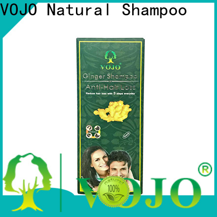 VOJO chinese anti hair loss shampoo manufacturers for salon