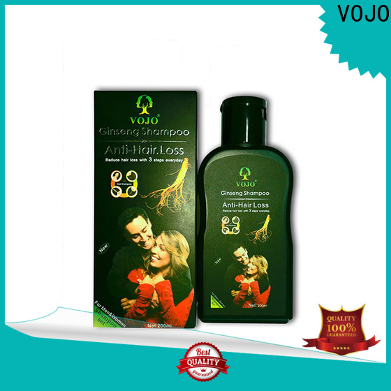VOJO loss anti hair loss shampoo company for man