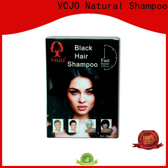 VOJO Top hair colour shampoo for business for adult