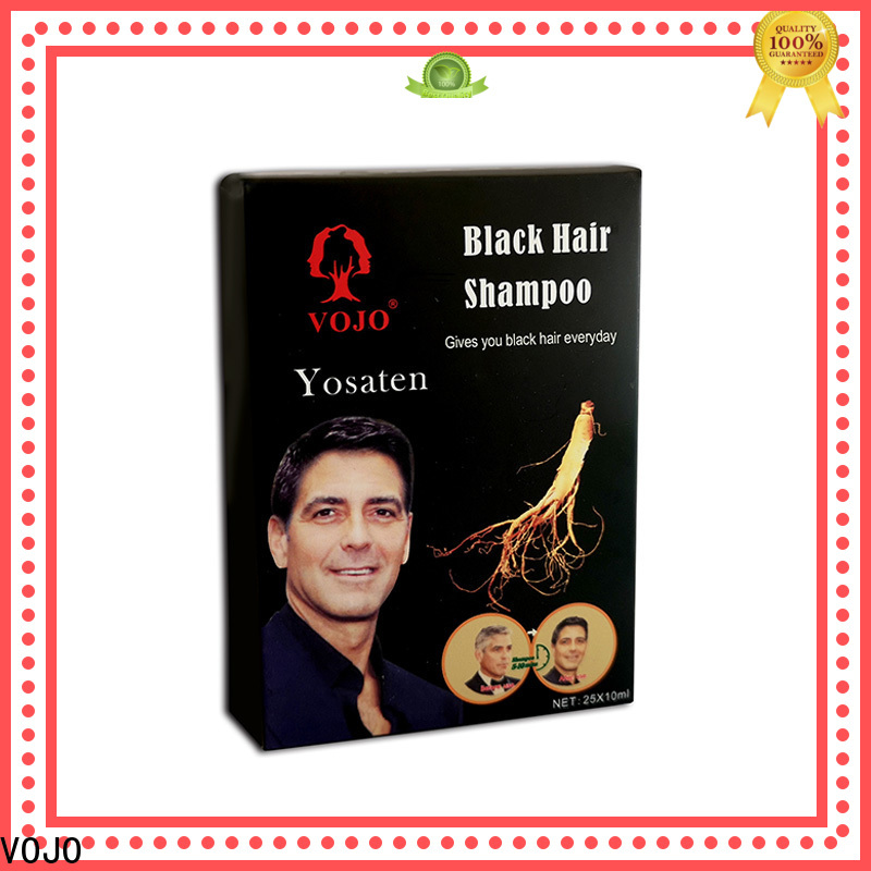 VOJO popular hair colour shampoo for business for girls
