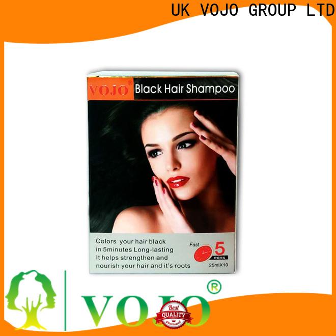VOJO vojo hair dye shampoo company for salon