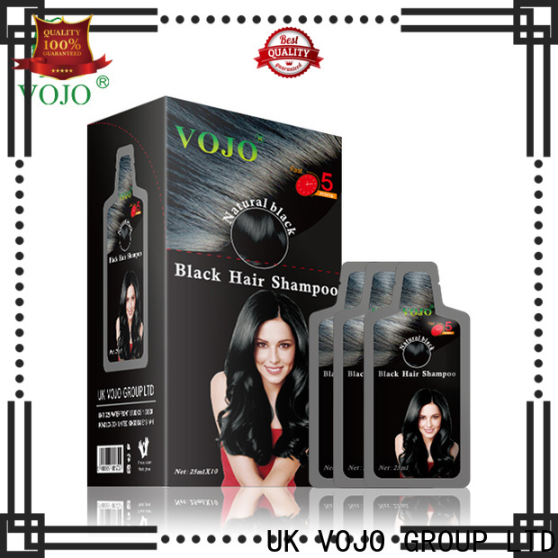 VOJO High-quality hair colour shampoo for sale for salon
