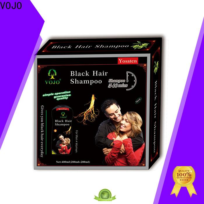 VOJO New beard dye shampoo manufacturers for adult