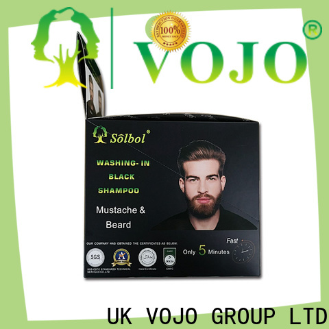 VOJO instant hair colour shampoo manufacturers for woman
