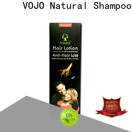 Latest anti hair loss shampoo make company for woman