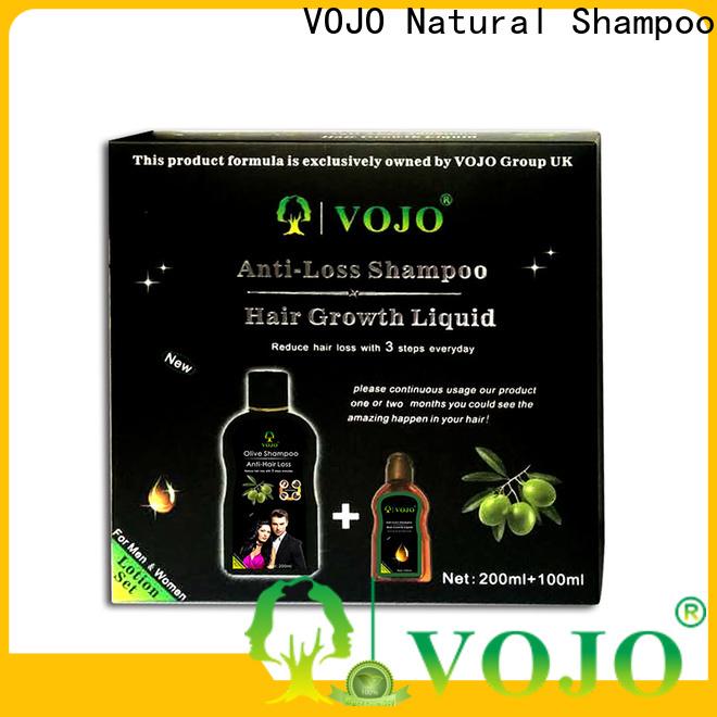 Latest hair growth shampoo anti for business for salon