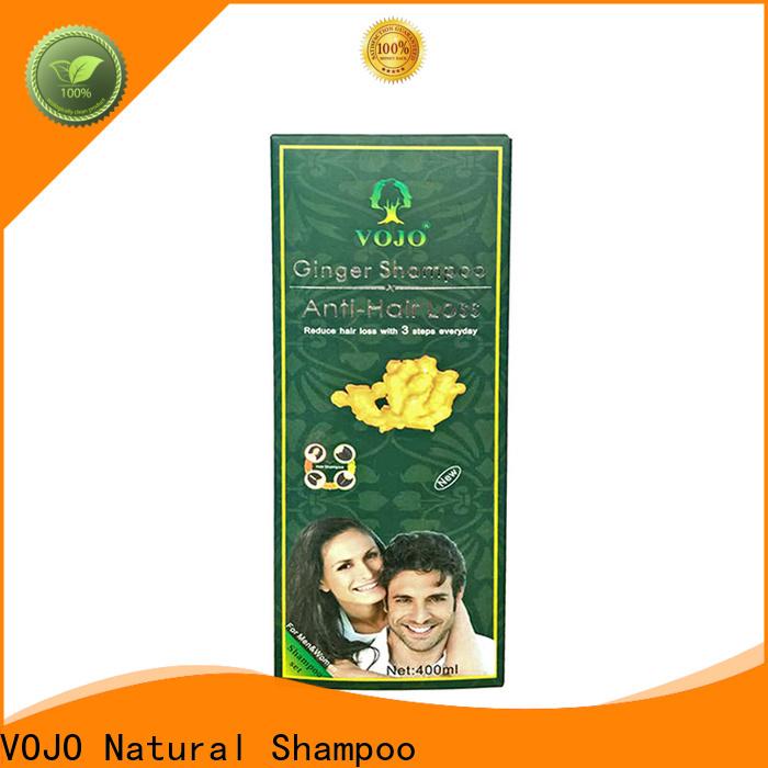VOJO Top anti hair loss shampoo factory for woman
