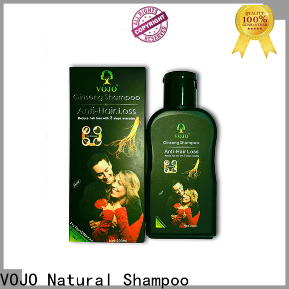 Custom hair growth shampoo private manufacturers for adult