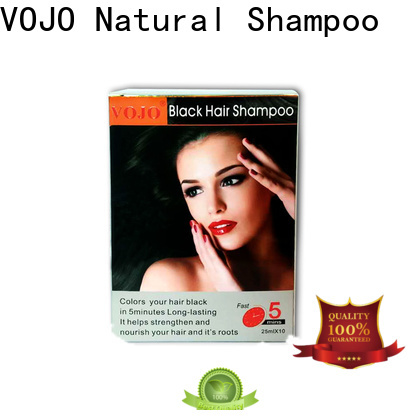VOJO hair hair dye shampoo company for adult