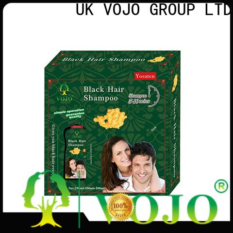 VOJO Custom beard dye shampoo suppliers for adult