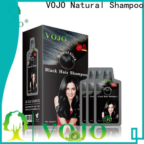 VOJO mins hair dye shampoo supply for woman