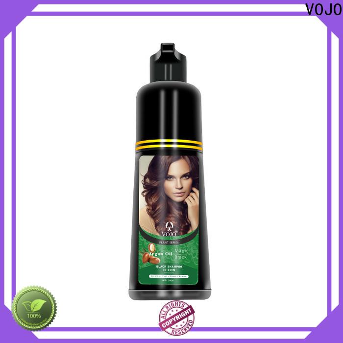 VOJO Wholesale hair colour shampoo supply for girls
