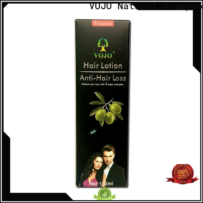 VOJO New anti hair fall shampoo for sale for woman