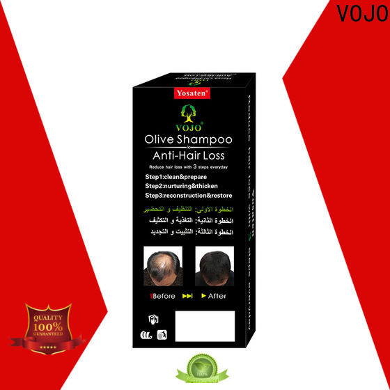 Wholesale anti hair loss shampoo easy factory for adult