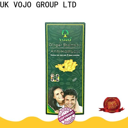 VOJO Custom anti hair fall shampoo manufacturers for salon