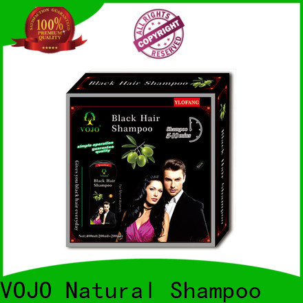 VOJO cream hair colour shampoo supply for adult