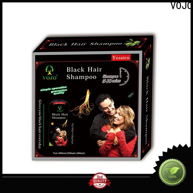 Latest hair colour shampoo black company for salon