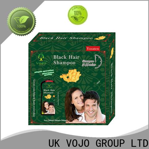 VOJO High-quality hair colour shampoo manufacturers for girls