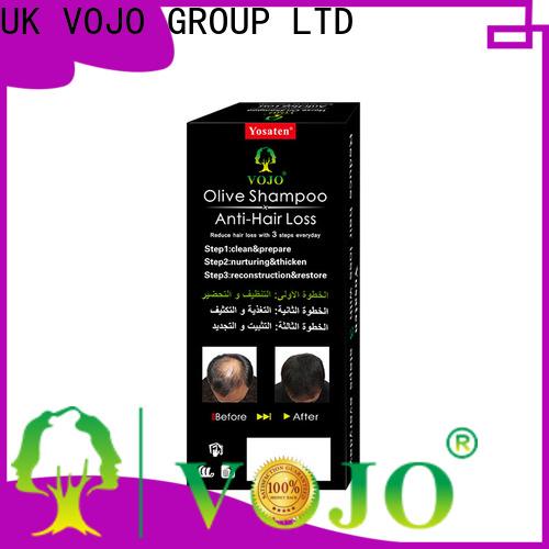 VOJO argan hair growth shampoo for business for man