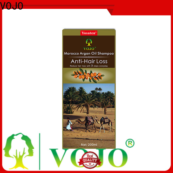 VOJO Wholesale anti hair loss shampoo for sale for adult