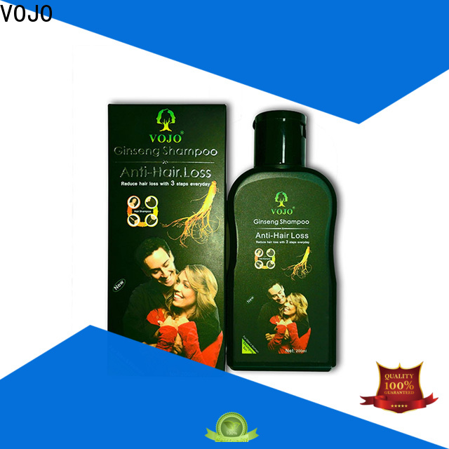 VOJO Wholesale hair growth shampoo for sale for woman