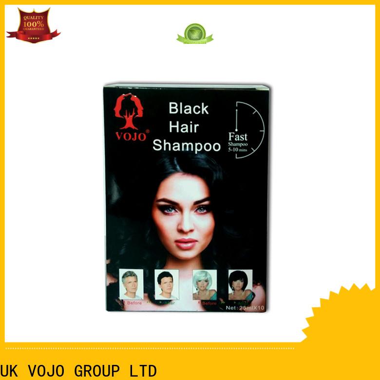 VOJO Wholesale hair dye shampoo suppliers for woman