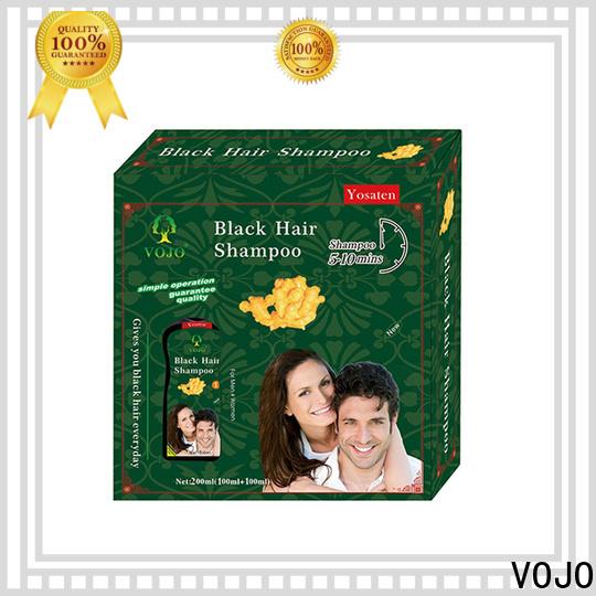 VOJO High-quality beard dye shampoo supply for man