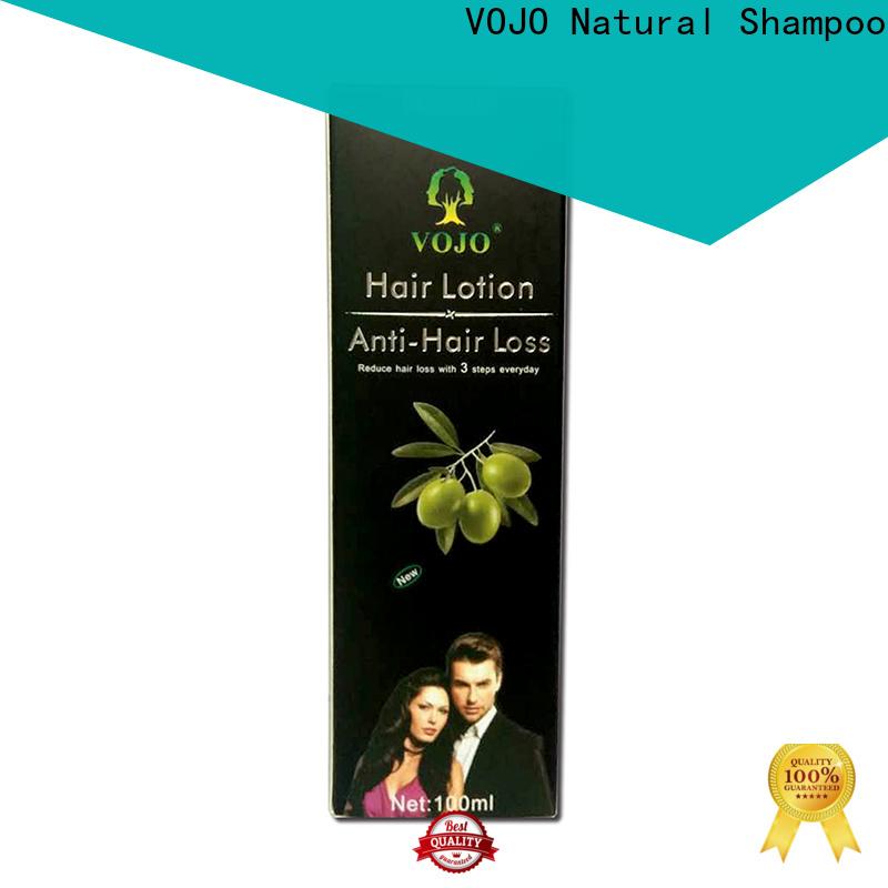 VOJO Wholesale anti hair loss shampoo factory for salon