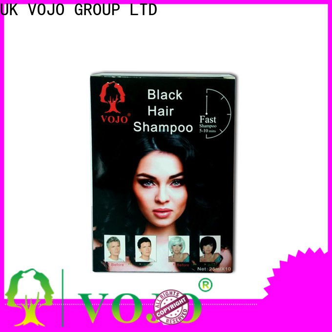VOJO cover hair colour shampoo manufacturers for girls