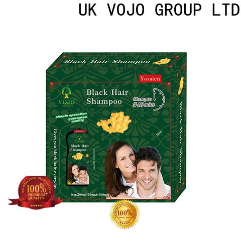 VOJO New hair dye shampoo factory for salon