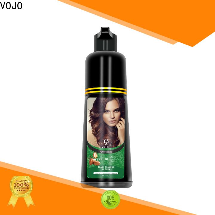 VOJO semi beard dye shampoo for business for adult