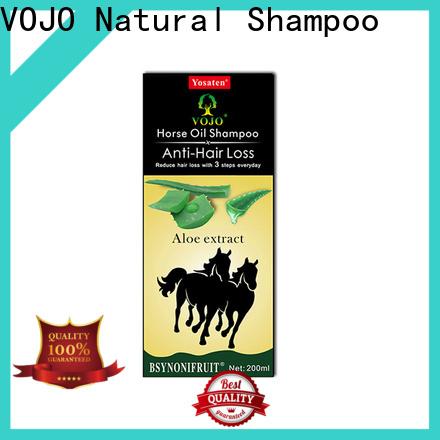 VOJO Custom hair growth shampoo suppliers for man