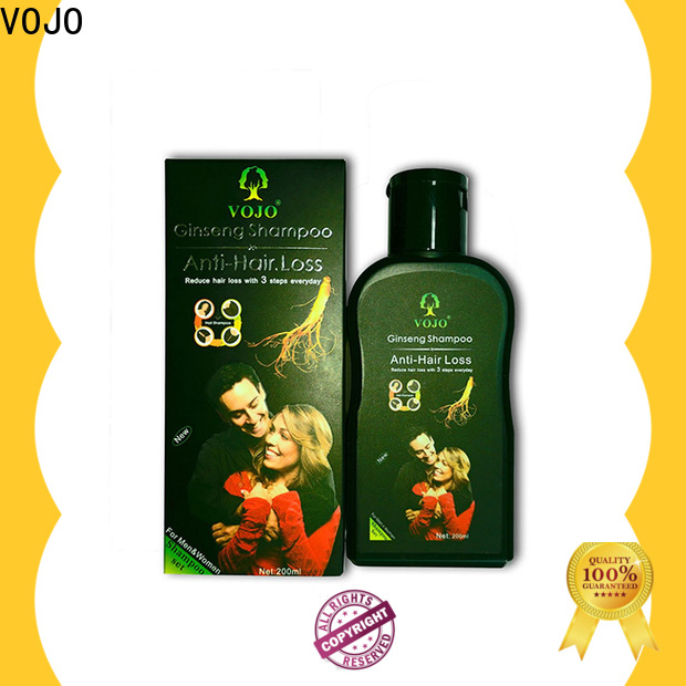 Top anti hair loss shampoo faster suppliers for salon