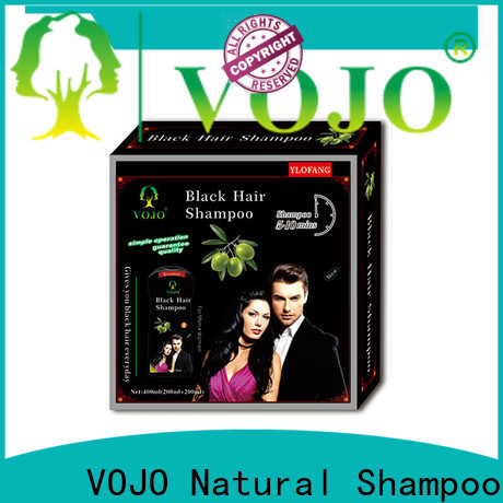 VOJO New hair colour shampoo manufacturers for adult