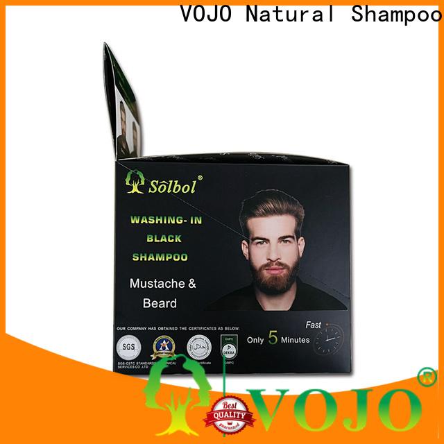 VOJO Top hair dye shampoo for business for salon